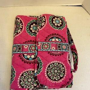 Vera jewelry keeper 17 zipper compartments